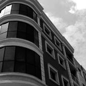 Aussenansicht eines Gebäudes